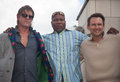 Sean Bean, Christian Slater, Ving Rhames. Royalty Free Stock Photos