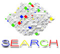 Search Engines on Internet