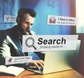 Search Searching Exploration Discover Inspect Finding Concept Royalty Free Stock Photo