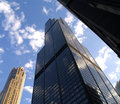 Sears Tower in Chicago, Illinois Stock Photo