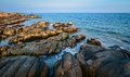 Seascape of Phan Thiet, Vietnam