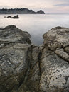 Seascape rochoso Imagens de Stock