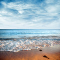 Seashore Stock Photo