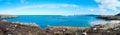 Seaside landscape near a durness north scotland Stock Photos
