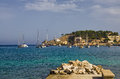 Seaside of Mallorca Royalty Free Stock Photo