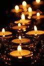 Seasonal candle light