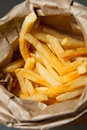 Seasoned French Fries Royalty Free Stock Images