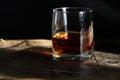 Seasoned Whiskey Royalty Free Stock Photo
