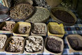 Seasoning various from indonesia market Royalty Free Stock Photography