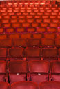 Seats full frame Royalty Free Stock Photo
