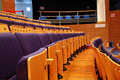 Seats of function room Royalty Free Stock Images