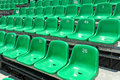 Seats stadium Royalty Free Stock Photo
