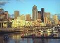 Seattle city Royalty Free Stock Photo