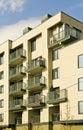 Seattle condominium Royalty Free Stock Photo