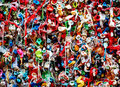 Seattle Gum Wall Stock Photos