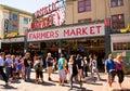 Seattle - Pike Place Public Market Royalty Free Stock Photo