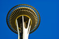 Seattle space needle washington Stock Photography