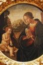 Sebastiano di Bartolo Mainardi: Madonna with the Child