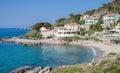 Seccheto,Elba Island,Italy Royalty Free Stock Photo