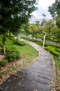 A secluded path