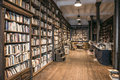 Second-hand bookshop Royalty Free Stock Photo