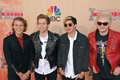 Seconds of summer los angeles ca march at the iheart radio music awards at the shrine auditorium Stock Photos