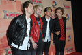 Seconds of summer los angeles ca march at the iheart radio music awards at the shrine auditorium Royalty Free Stock Images