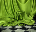 Secret green mystery Royalty Free Stock Photography
