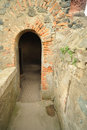 Secret passage Royalty Free Stock Photography