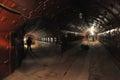 Secret underground bunker Royalty Free Stock Photo