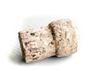 Sect cork on wooden table Royalty Free Stock Image