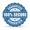 100 secure icon