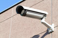 Security camera Royalty Free Stock Photography