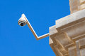 Security camera. Royalty Free Stock Photo