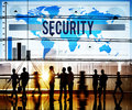 Security Protection Privacy Policy Confidentiality Concept Royalty Free Stock Photo