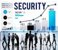 Security Protection Secrecy Privacy Firewall Guard Concept Royalty Free Stock Photo