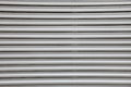 Security roller door background Royalty Free Stock Photo