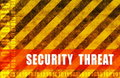 Security Threat Royalty Free Stock Photo