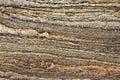 Sedimentary Rock Royalty Free Stock Photo
