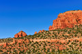 Sedona Red Rock Country Royalty Free Stock Photography
