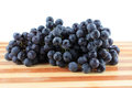 Seedless Coronation Grapes Royalty Free Stock Photos