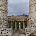 Segesta Royalty Free Stock Photo