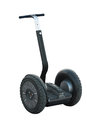Segway isolated under the white background Royalty Free Stock Images