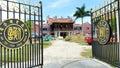 Seh tek tong cheah kongsi penang malaysia temple in Stock Images