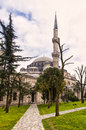 Sehzade mosque istanbul image of in turkey Stock Image