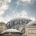 Sehzade mosque istanbul turkey image of in Royalty Free Stock Image