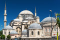 "The sehzade mosque in istanbul turkey it is sometimes referred to as ""prince s mosque"" Royalty Free Stock Images"