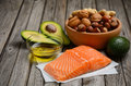 Selection Of Healthy Fat Sourc...