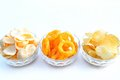 Selection of nibbles Royalty Free Stock Photo