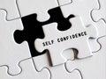 Self - Confidence Royalty Free Stock Photo